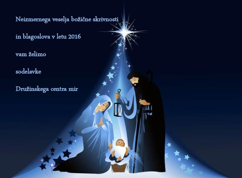 Božič DCM 2016