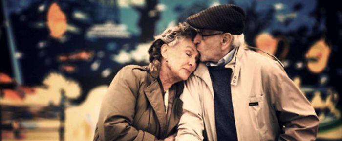 Ljubezen v starosti