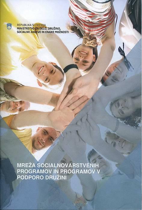 Mreža socialnovarstvenih programov 2018